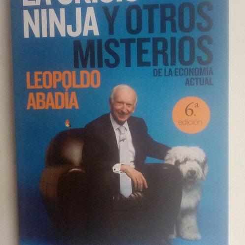 La crisis ninja y otros misterios (Leopoldo Abadía)