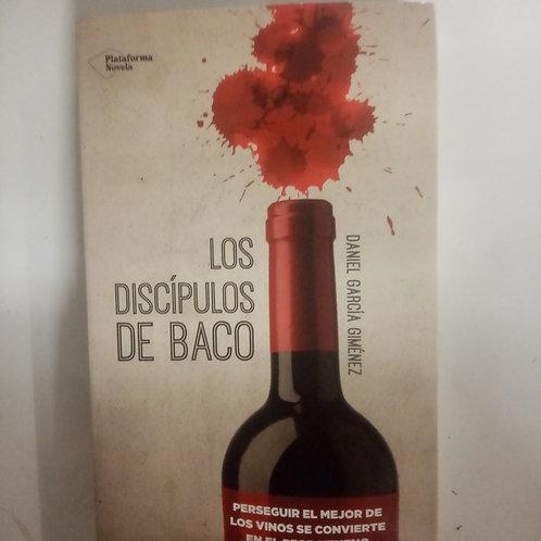 Los discípulos de baco (Daniel García Giménez)