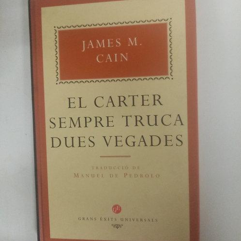 El carter sempre truca dues vegades (James M. Cain)