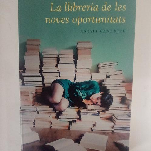La llibreria de les noves oportunitats (Anjali Banerjee)