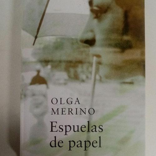 Espuelas de papel (Olga Merino)
