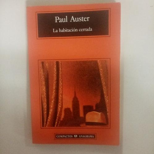 La habitación cerrada (Paul Auster)