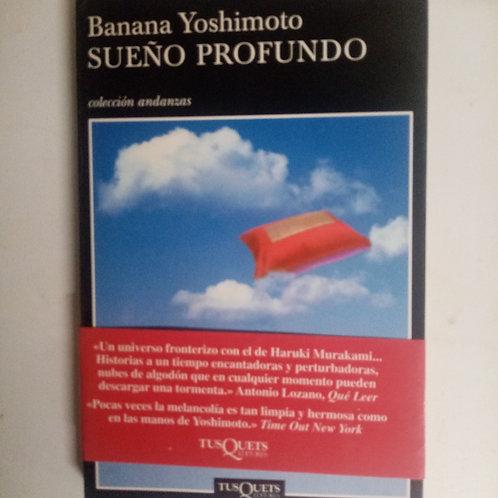 Sueño profundo (Banana Yashimoto)