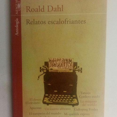 Relatos escalofriantes (Roald Dahl)