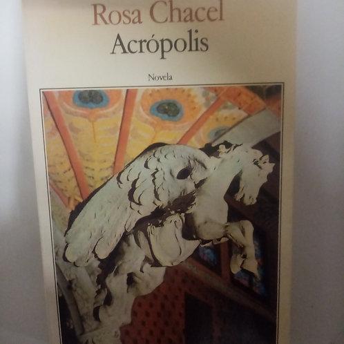 Acrópolis (Rosa Chacel)