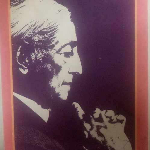 Sobre la libertad (Krishnamurti)