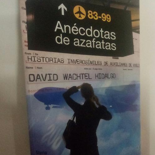 Anécdotas de azafatas (David Wachtel)