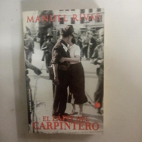 El lápiz del carpintero (Manuel Rivas)