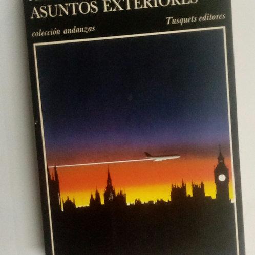 Asuntos exteriores (Alison Lurie)