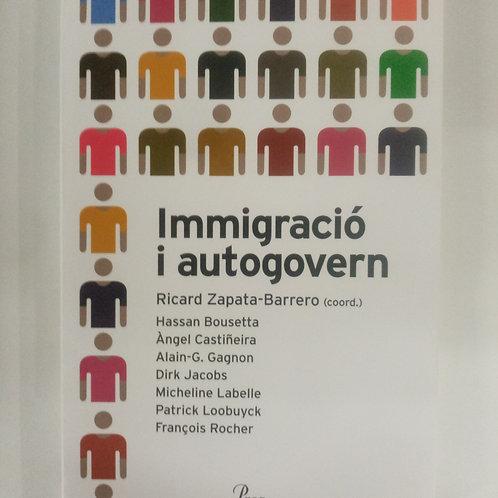 Inmigració i Autogovern (Ricard Zapata-Barrero)