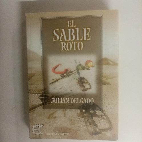 El sable roto (Julián Delgado)