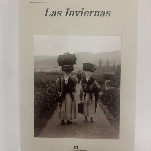 Las inviernas (Cristina Sánchez-Andrade)