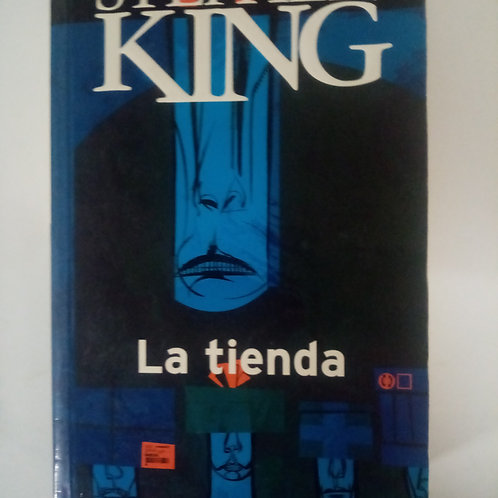 La tienda (Stephen King)