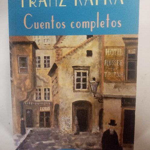 Cuentos completos (Franz Kafka)