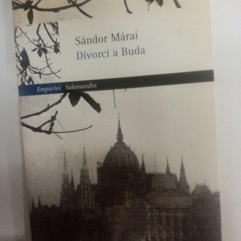 Divorci a Buda (Sándor Márai)