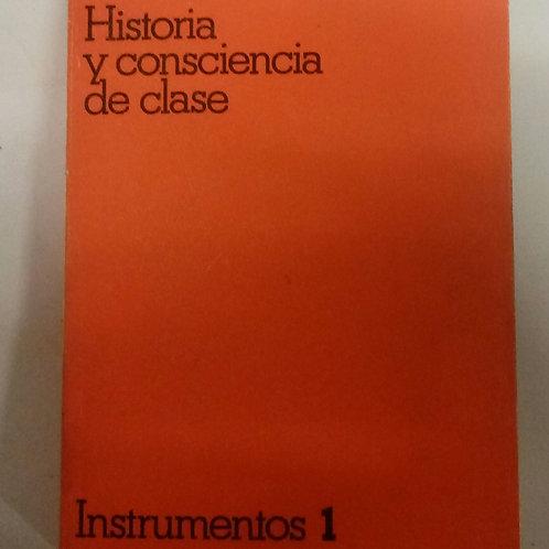 Historia y consciencia de clase (Georg Lukács)