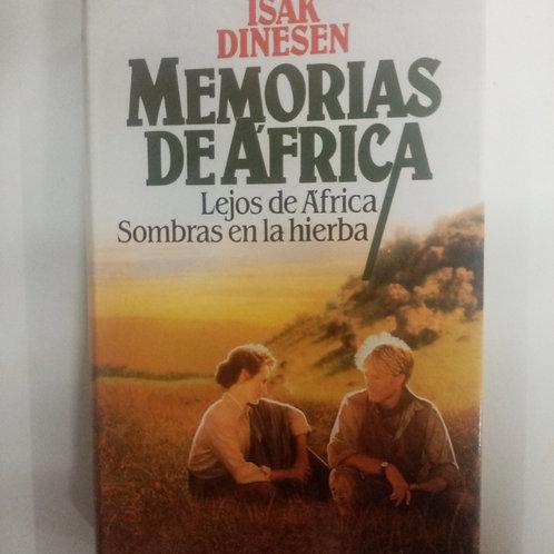 Memorias de África (Isak Dinesen)