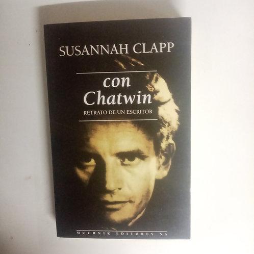 Con chatwin (Susannah Clapp)