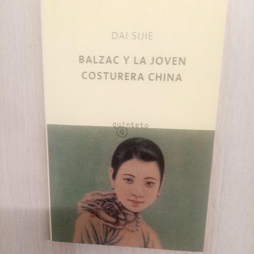 Balzac y la joven costurera china (Dai Sijie)