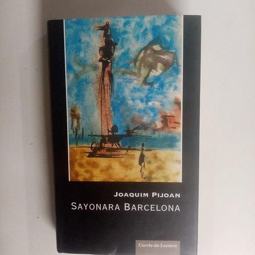 Sayonara Barcelona (Joaquim Pijoan)