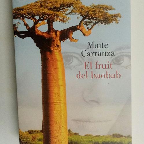 El fruit del baobab (Maite Carranza)