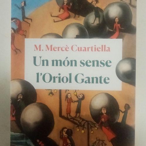 Un món sense l'Oriol Gante (M. MERCE CUARTIELLA)