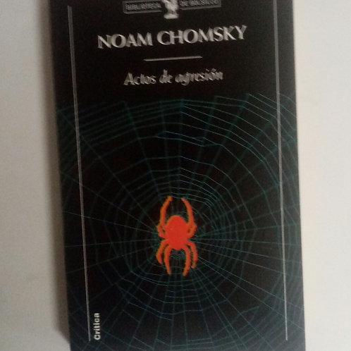 Actos de agresión (Noam Chomsky)