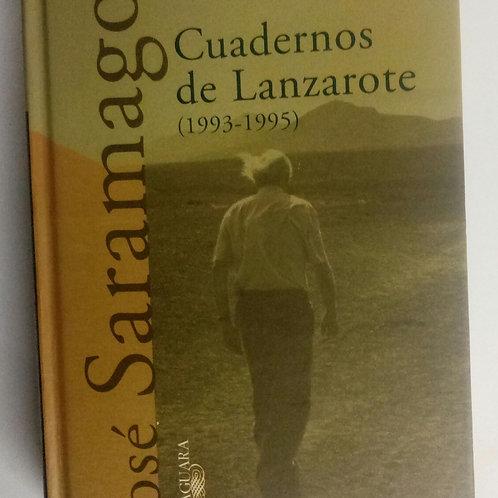 Cuadernos de Lanzarote (José Saramago)