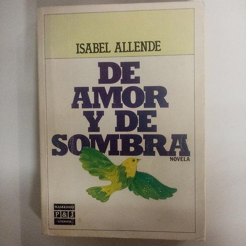 De amor y de sombra (Isabel Allende)