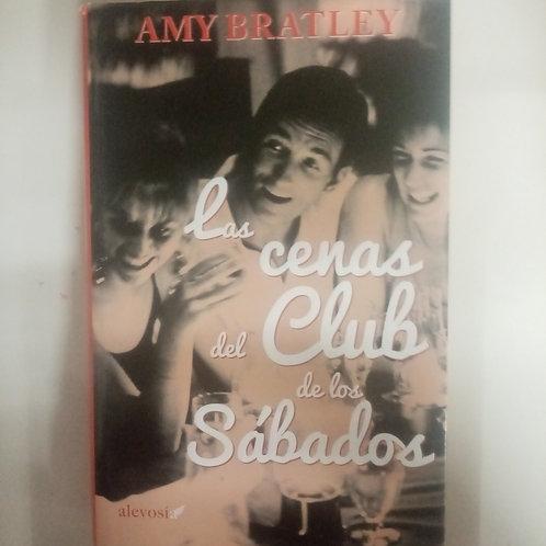 Las cenas del club de los sábados (Amy Bratley)