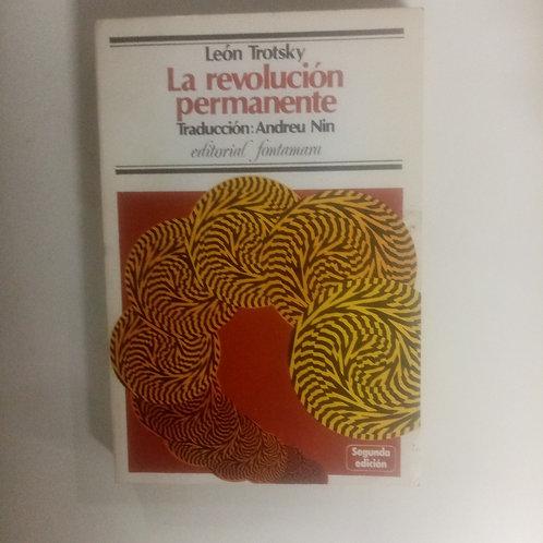 La revolución permanente (León Trotsky)