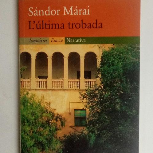 L'última trobada (Sándor Márai)
