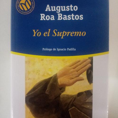 Yo el supremo (Augusto Roa Bastos)