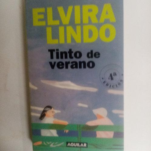 Tinto de verano (Elvira Lindo)
