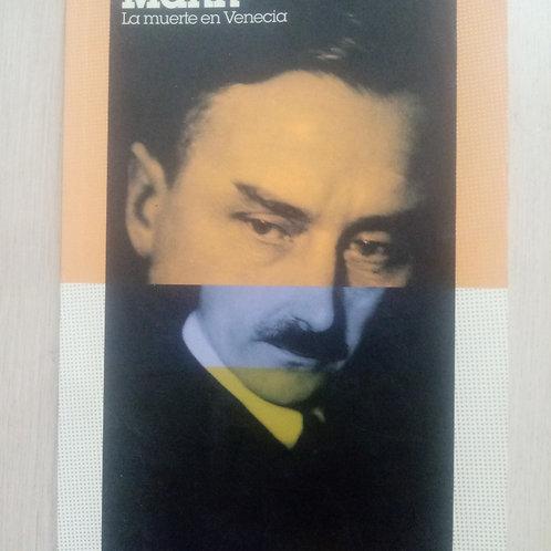 La muerte en venecia (Thomas Mann)