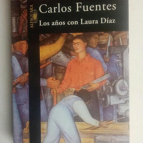 Los años con Laura Díaz (Carlos Fuentes)