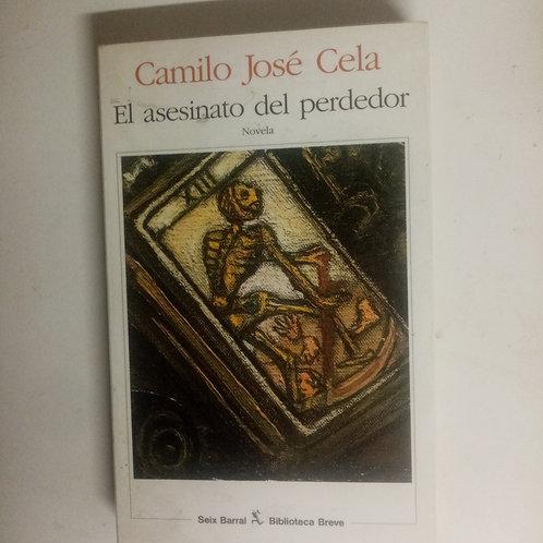 El asesinato del perdedor (Camilo José Cela)