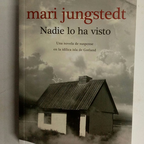 Nadie lo ha visto (Mari Jungstedt)