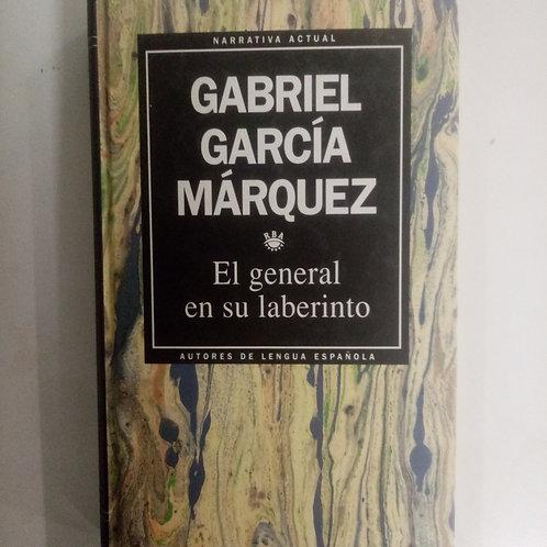 El general en su laberinto (Gabriel García Márquez)