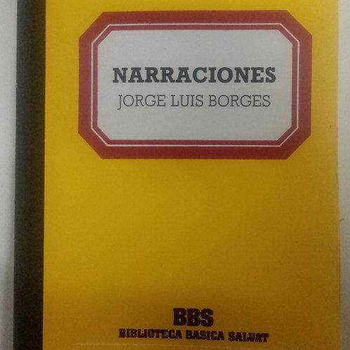 NARRACIONES (Jorge Luis Borges)