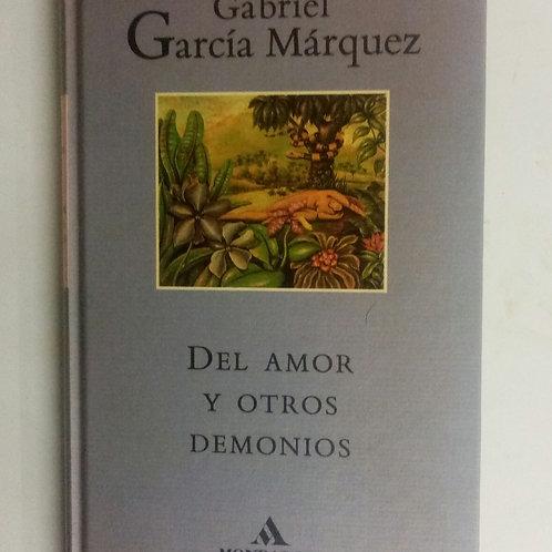 Del amor y otros demonios (Gabriel García Márquez)
