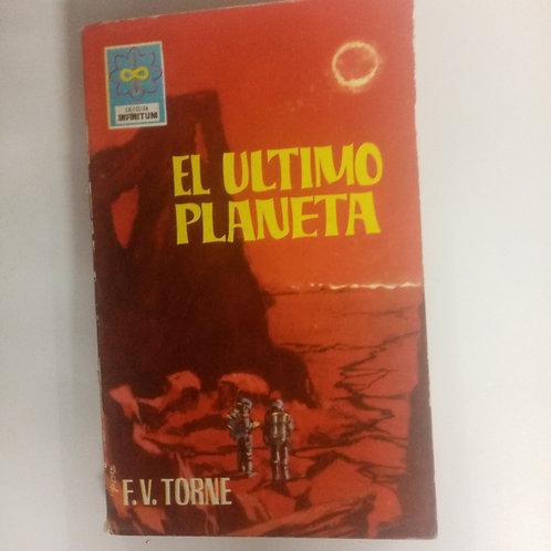 El ultimo planeta (F. V. Torne)