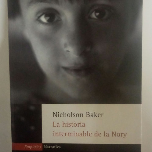 La historia interminable de la Nory (Nicholson Baker)