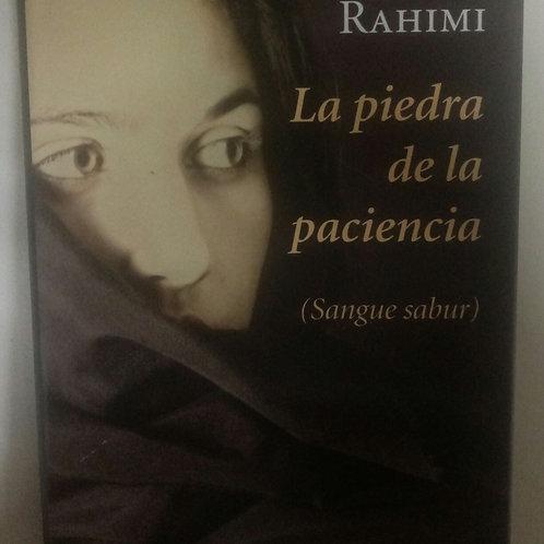La piedra de la paciencia (Atiq Rahimi)