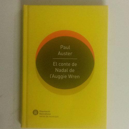 El conte de Nadal de l'Auggie Wren (Paul Auster)