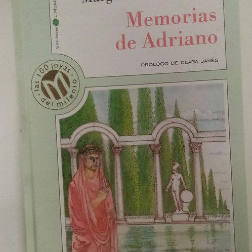 Memorias de Adriano (Marguerite Yourcenar)