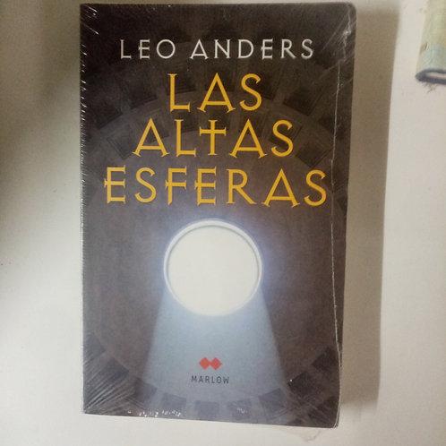 Las altas esferas (Leo Anders)