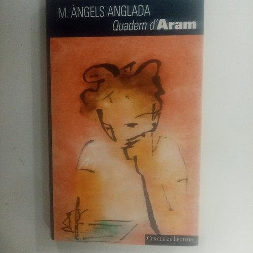 Quadern d'Aram (M. Angels Anglada)