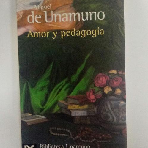 Amor y pedagogía (Miguel de Unamuno)