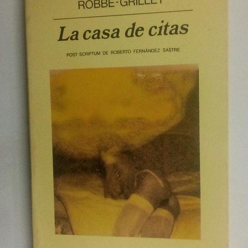 La casa de citas (Alain Robbe-Grillet)